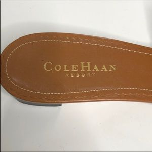 Cole Haan Shoes - Cole Haan Resort Leather Sandals